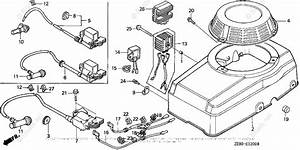 Honda Small Engine Parts Gxv270 Oem Parts Diagram For Fan