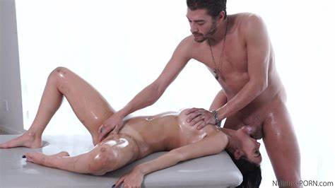Nubile Wives Get A Rub Down