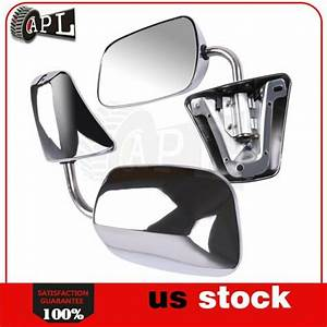 Manual Side Mirrors For 1980 2500  3500