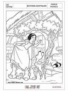 Rapunzel Boyama Sayfas U0131