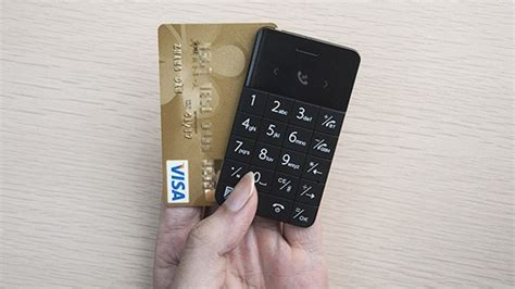 Discover financial services is an american financial services company that owns and operates discover bank, which offers checking and saving. This Credit Card-Sized Mobile Phone Would Be The Ultimate Backup | Gizmodo Australia