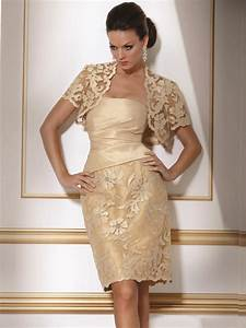 short gold wedding dresses styles of wedding dresses With short gold dresses for wedding