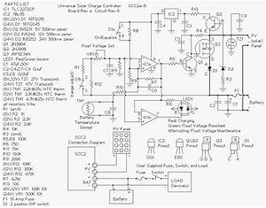 Build A 10 Amp Solar Charge Controller