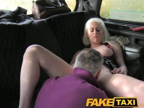 Petite Butt Red Haired Pussy Fucks In London Fake Taxi