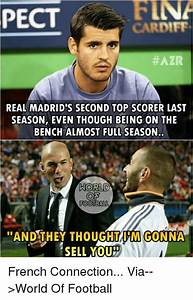 PECT FINA CARDIFF #AZR REAL MADRID'S SECOND TOP SCORER ...