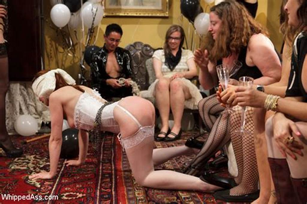 #Live #And #Public #All #Girl #Lesbian #Bdsm #Orgy #Starring