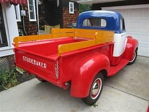 1946 Studebaker M5 Pickup Older Restoration  Daily Driver