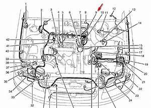 1991 Toyotum Camry Engine Diagram