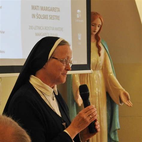 Prvi del simpozija o Materi Margareti ter šolskih sestrah ...
