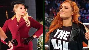Calling After An Interview Evans Criticizes Becky Lynch For Calling Herself The