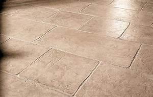 Linoleum Imitation Parquet : balatum imitation carrelage carrelage autocollant salle ~ Premium-room.com Idées de Décoration