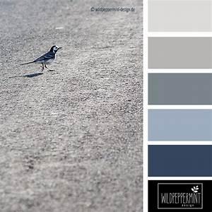 Grau Blau Farbe : k hle farbpalette k hle sommerfarben grau blau ~ A.2002-acura-tl-radio.info Haus und Dekorationen
