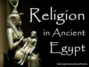 Tom Richey Religion In Ancient Egypt