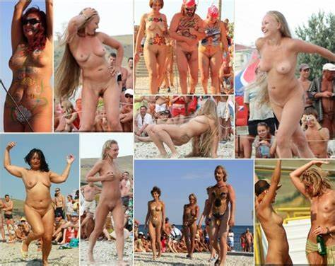 Amazing Brazil Dancing Nudes Muscle Sisters Nudists Photo