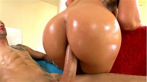 Youthful Asshole Poundings By His Huge Cock Meat #Mischa #Brooks #Oil