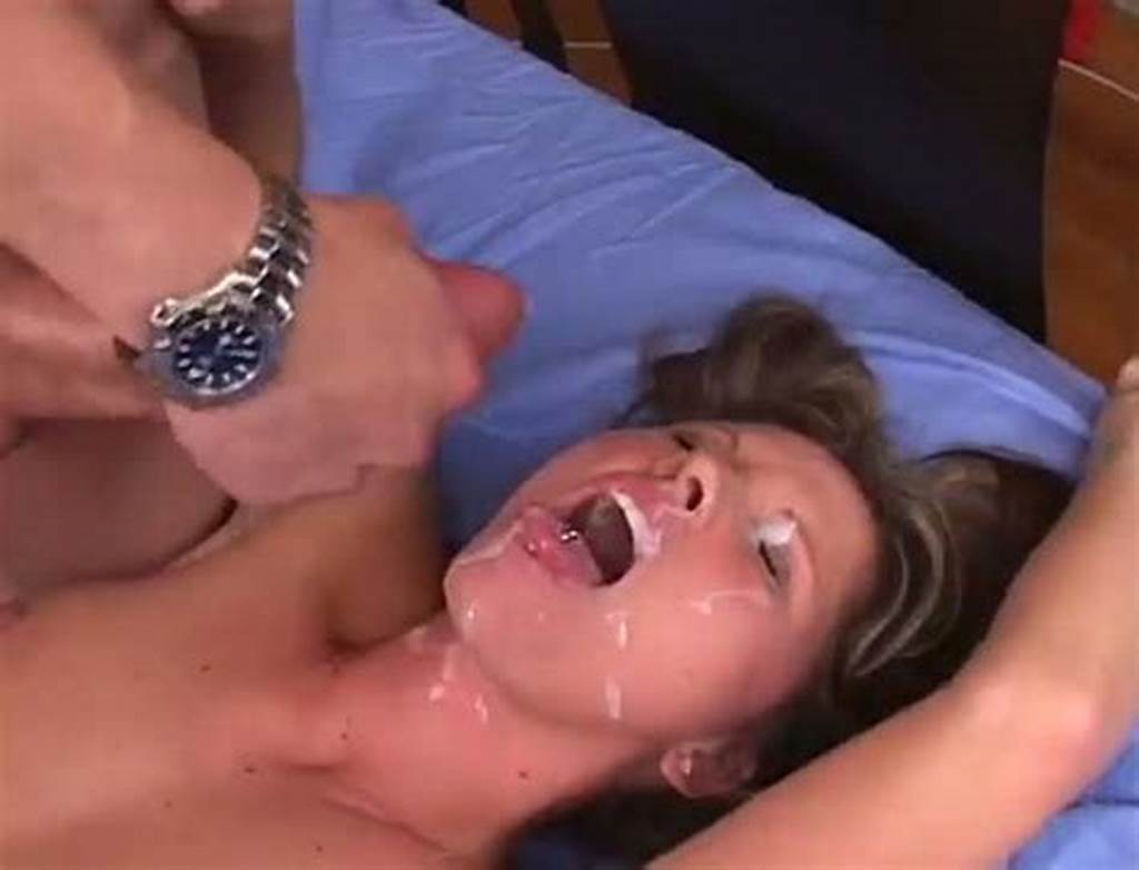#Amazing #Amateur #Milf #Whore #Is #Happy #To #Eat #Cum #Of #Young
