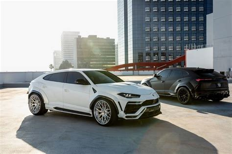 1016 Industries Launches $350k USD 840 BHP Widebody Lamborghini Urus | Lamborghini, Lamborghini ...