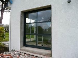 installation thermique pose d39une porte fenetre With pose d une porte fenetre