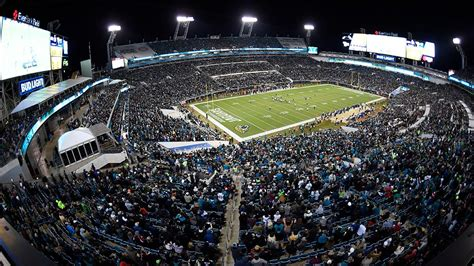 Last place in afc south. The Jaguars' Home Stadium Will Have A New Name Next Season