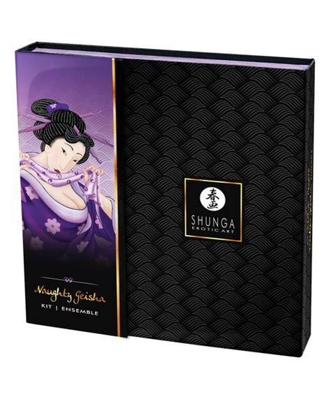 Shunga Naughty Geisha intīmās kosmētikas komplekts ...