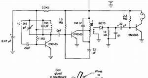 Wiring Schematic Diagram  Bfo Metal Detectors Wiring