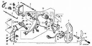 Honda Engines Gx690rh Tapp Engine  Chn  Vin  Gcaph