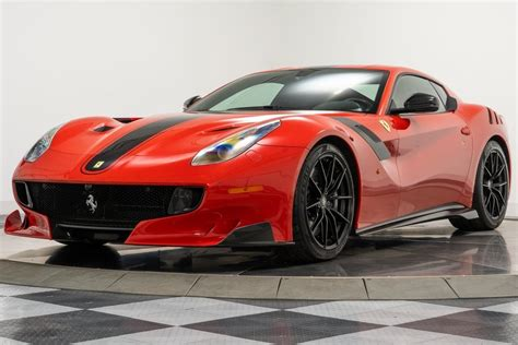 Use our free online car valuation tool to find out exactly how much your car is worth today. Pre-Owned 2017 Ferrari F12 TDF 2D Coupe in Cleveland #W20205   Marshall Goldman Motor Sales