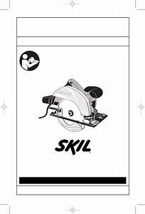 Download Skil Saw 5400 Manual And User Guides  Page 1 Of