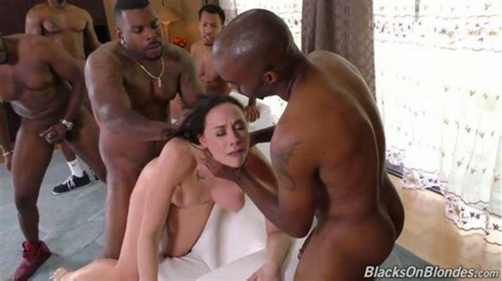 #Crazy #Chanel #Preston #Gets #Fucked #In #Each #Hole #By #A #Crowd