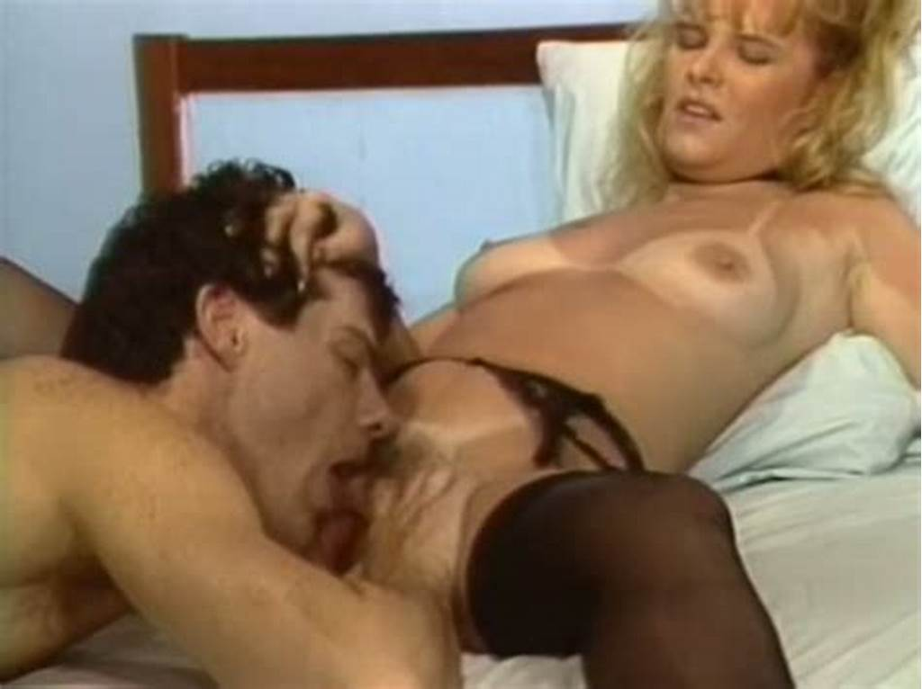 #Dirty #Blonde #Harlot #With #Tan #Lines #Gets #Her #Hairy #Pussy