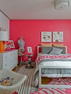 Neon Deco Chambre : la chambre pour fille glamour et moderne ~ Melissatoandfro.com Idées de Décoration