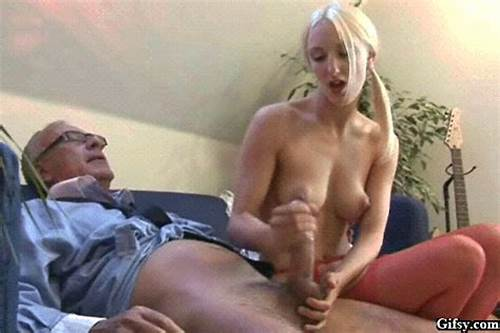 Lucky Grandpa Getting Tiny And Cums On Her Face #Wild #Xxx #Hardcore