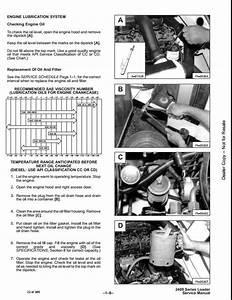 Bobcat 2400 Skid Steer Loader Service Repair Workshop