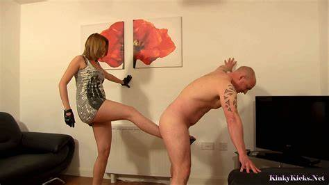 Teacher Punishes Mature With Cunt Strapon Poundings