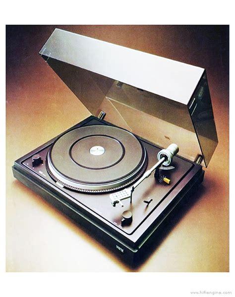 Vieta G-100L Belt Drive Turntable Manual   Vinyl Engine