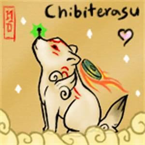 Chibiterasu animation by Midna01 on DeviantArt