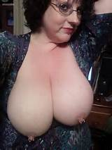 My wife is a model tits