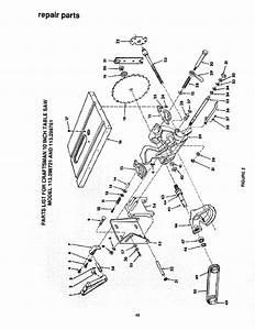 Craftsman 113 298761 User Manual