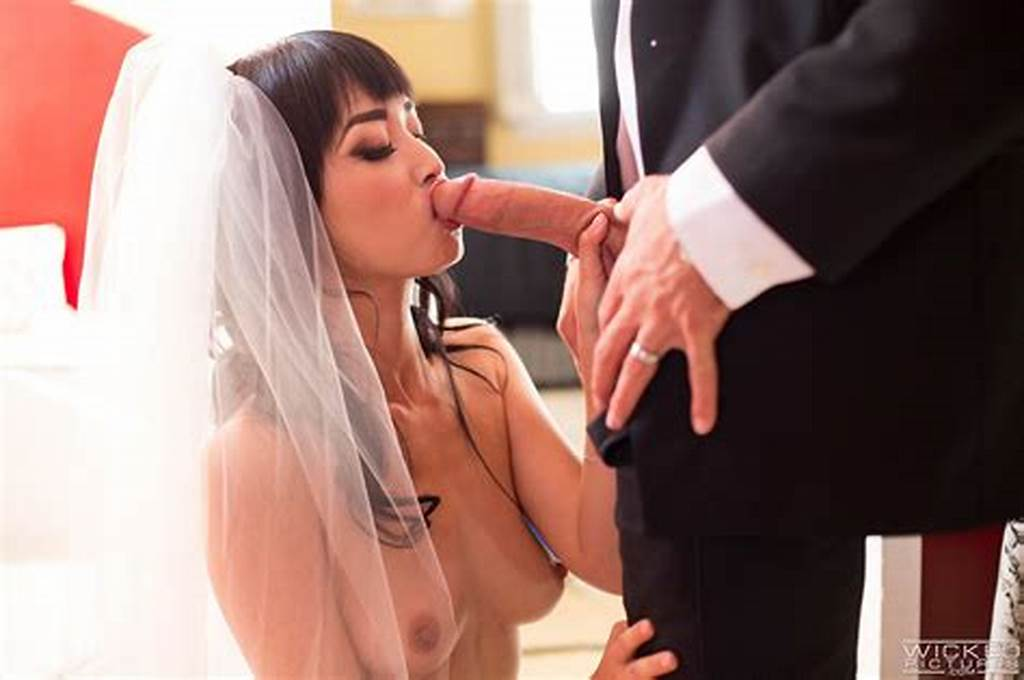 #Marica #Hase #Asian #Bride #Wedding #Night #Blowjob