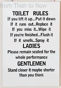 Bathroom etiquette in the workplace poster just bcause for Bathroom edicate