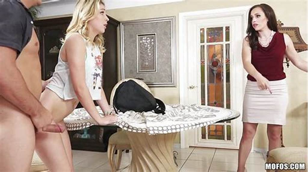 #Fabulous #Amateur #Stepmom #With #Doggy #Style #Scenes