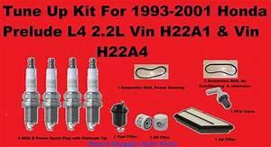 1993 Honda Prelude Fuel Filter Location