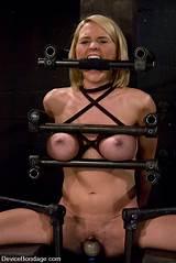 Female bondage and torture