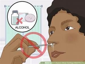 Where To Pierce Your Septum Diagram