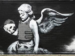Angel Banksy wallpapers and images - wallpapers, pictures ...