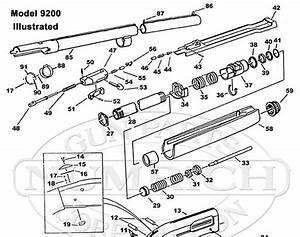 31 Daisy Model 25 Parts Diagram