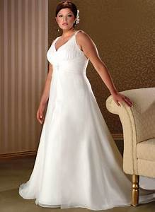 Plus size wedding dresses make you look like a princess for Plus size wedding dresses cheap