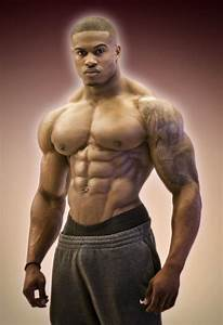 simeon panda fitness model bodybuilding and