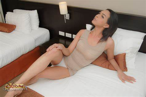 Ladyboy Alice Getting A Masturbating alice 5