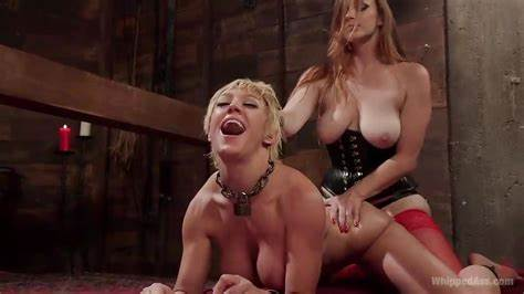One Blonde Prick For A Shorthair Squirting Chick